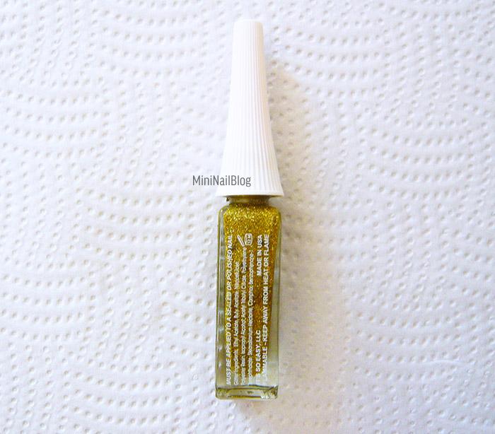 Gold Nail Liner