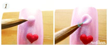 Pink Acrylic Mixture