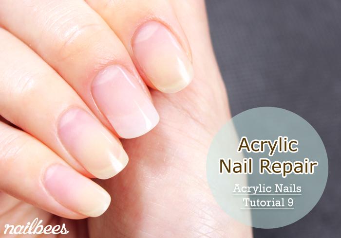 Nail Repair Title