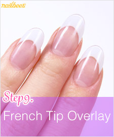 French Tip Overlay