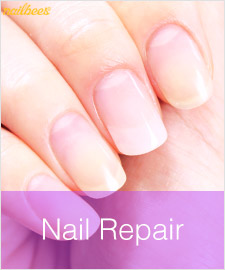 Acrylic Nail Repair