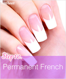 Permanent French Nails