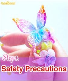 Acrylic Nails Safety Precautions