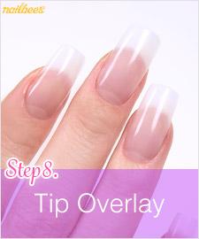 Acrylic Tip Overlay