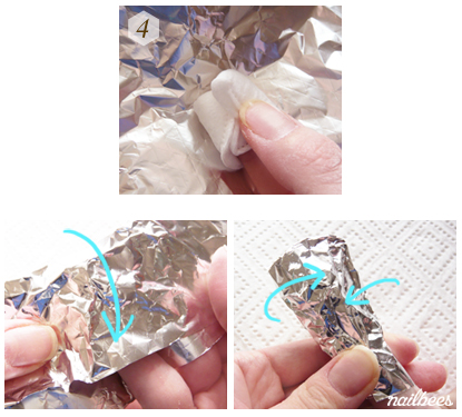 Wrap Acrylic Nails for Removal