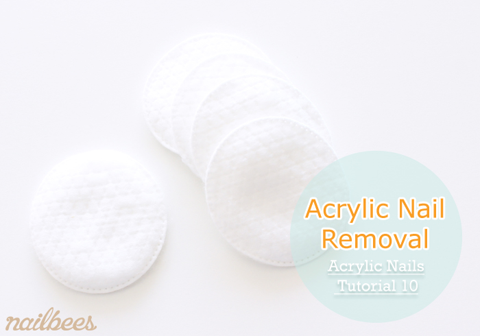 How to Remove Acrylic Nails Title