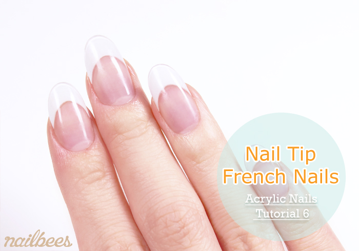 French Tip Nails Title