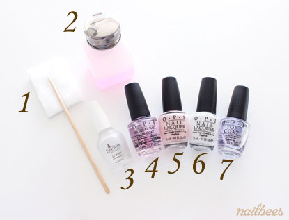 French Manicure Equipment