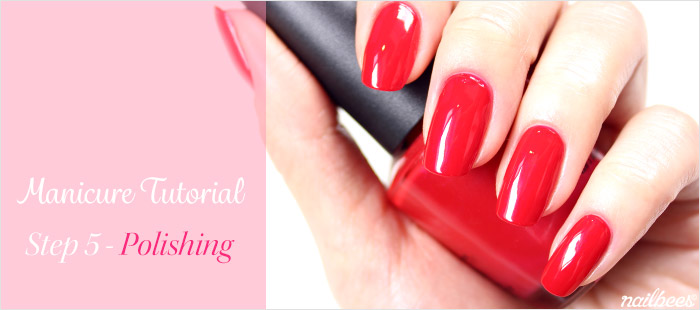 How to Apply Nail Polish | nailbees