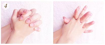 Hand Care Massage Step 4