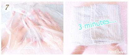 Hand Care Massage Step 7