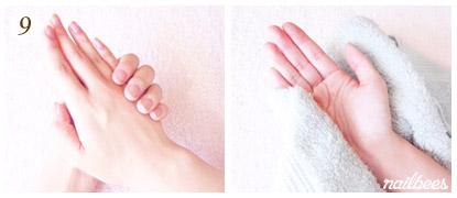 Hand Care Massage Step 9
