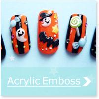 Acrylic Emboss
