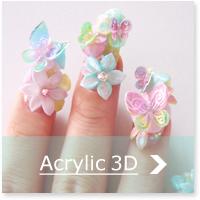 Acrylic Nail Art Nailbees