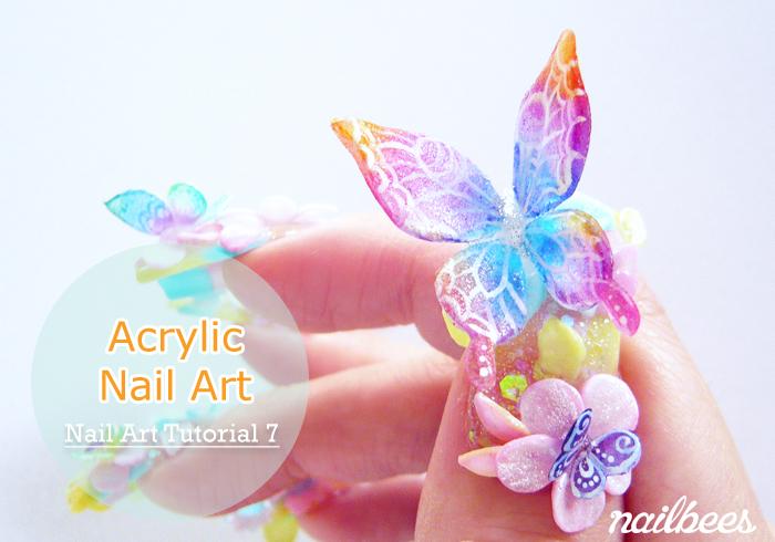 Acrylic Nail Art Title