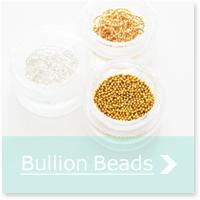 Bullion Beads