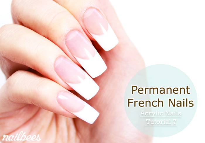 Permanent French Nails Title