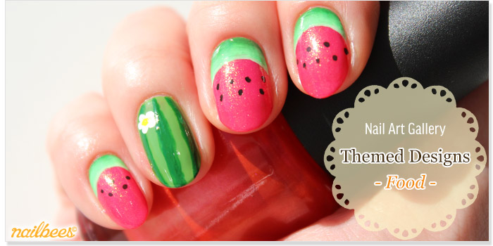 Food Nail Designs Title