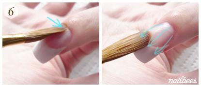 Acrylic Nail Mixture Tips