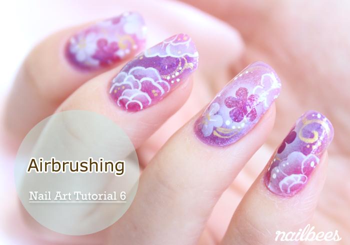 Nail Art Airbrushing Title