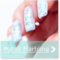 Nail Polish Marbling