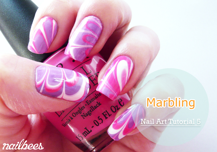 Water Marble Title