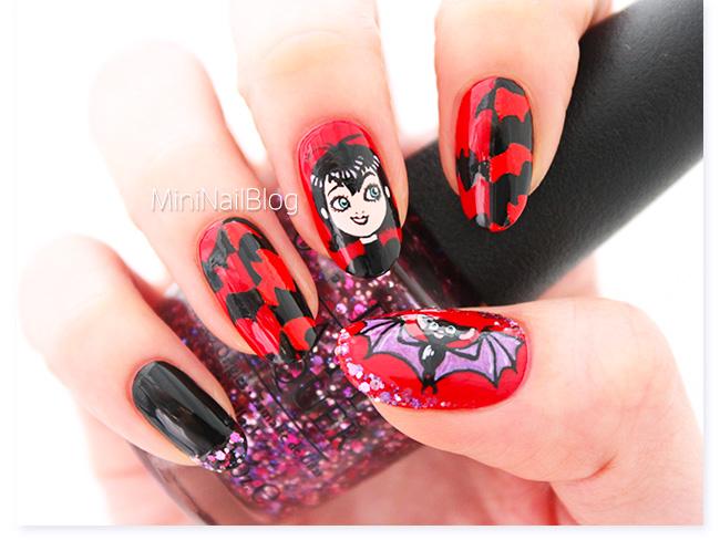 The Supernatural Nail Art