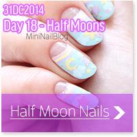 Half Moon Nails