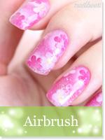 Airbrush Nail Designs
