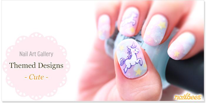Cute Nail Designs Title