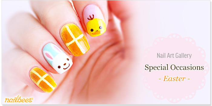 Easter Nail Designs Title