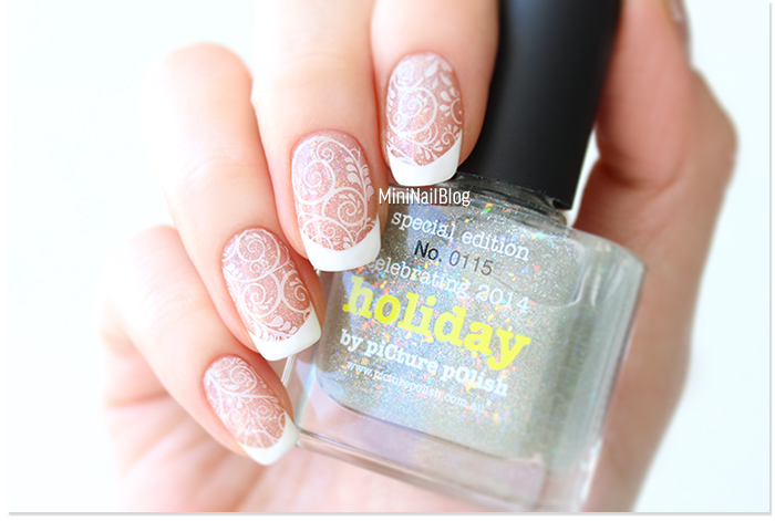 Easy Stamping Nail Art