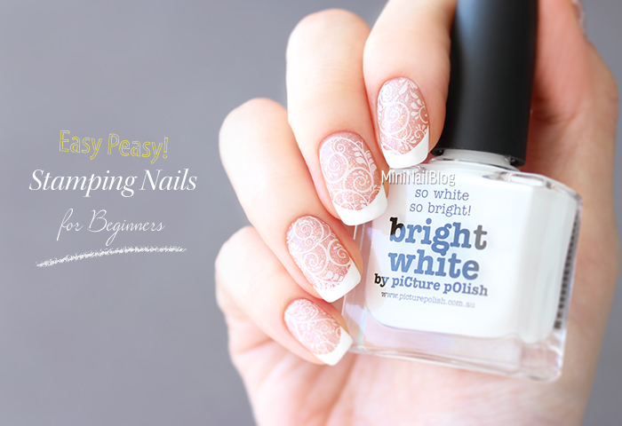 Easy Stamping Nails