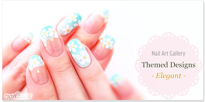 Elegant Nail Designs Title