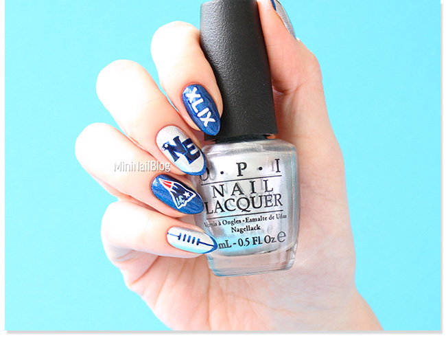 Patriots Nails