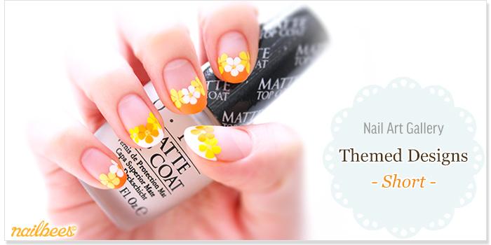 Short Nail Designs Title