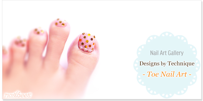 Toe Nail Designs Title