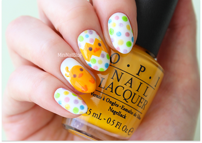Easter Nail Art Eggs