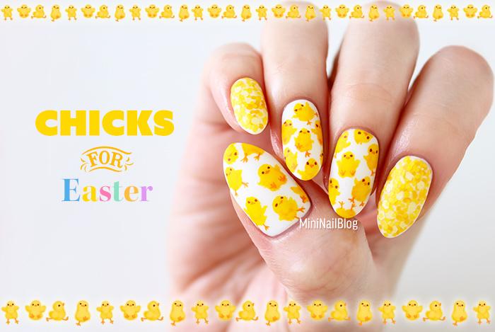 Chick Nail Art