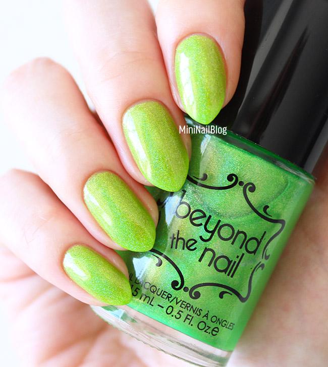 Comet Nail Polish MiniNailBlog