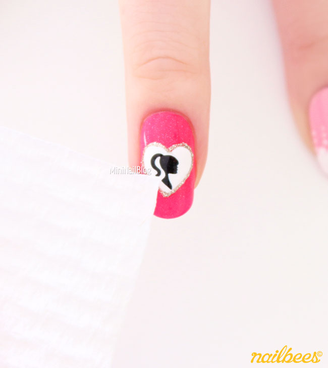 Barbie Nail Art Decals