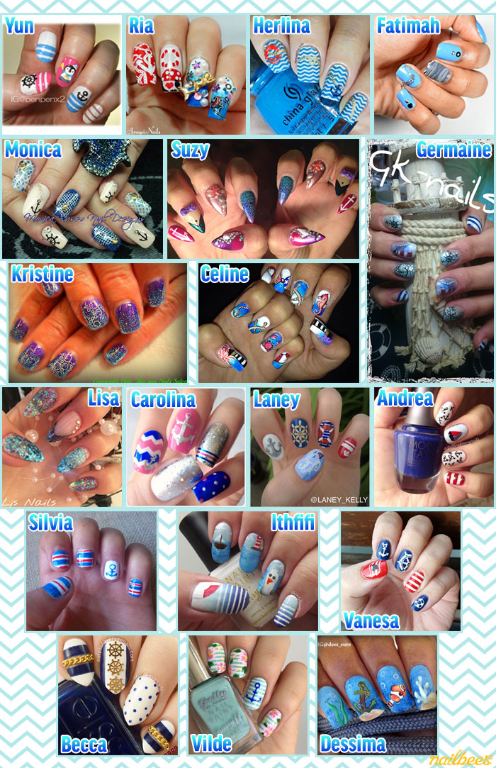 Nail Art Entry Collection