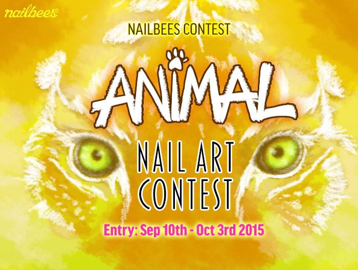Animal Nail Art Contest 2015