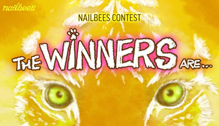 Animal Nail Art Contest 2015 Winner