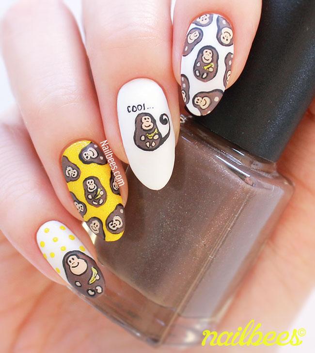 Nailbees Polish Goldstone