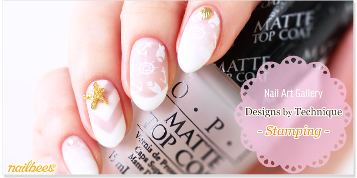 Stamping Nail Designs Title