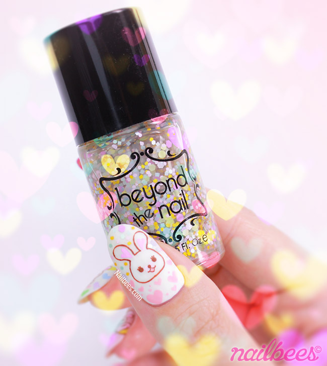 Beyond The Nail Spring Confetti