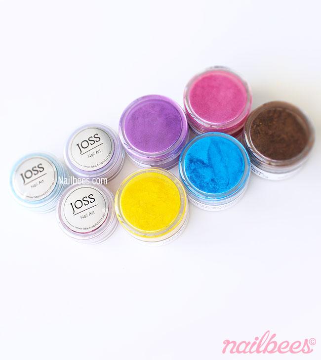 Glitter Powder for DIY Polish
