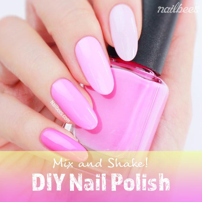 How To Make DIY Nail Polish