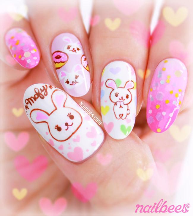 Mofy Nail Art Shiny